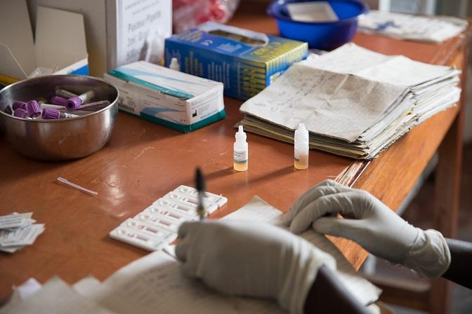 Preliminary Results: Malaria Prevalence Reduced 83%