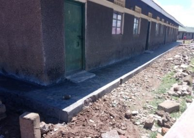 Veranda construction